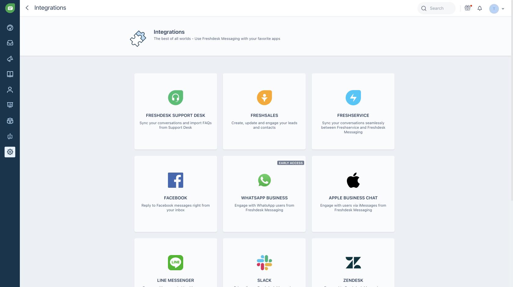 Freshdesk Messaging Kosten, Erfahrungen & Bewertungen   Capterra ...