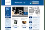 MarketUP screenshot: MarketUP  eCommerce website