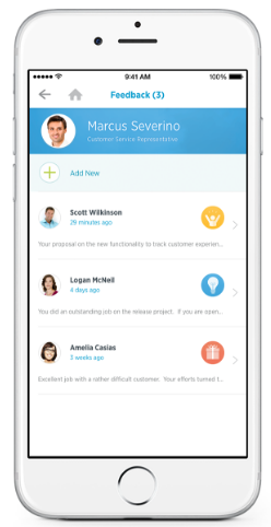 Workday talent management