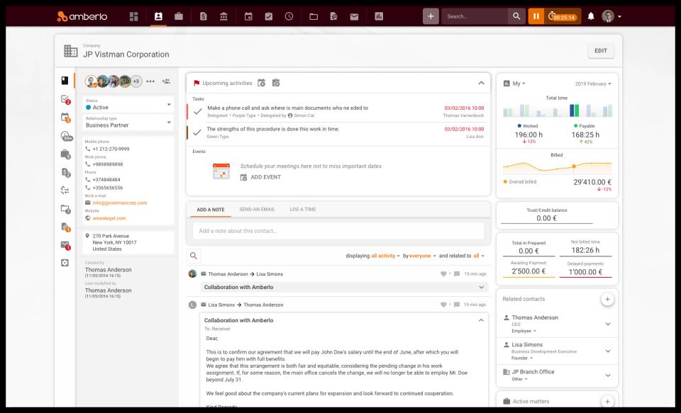 Amberlo Software - 1