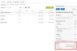 Optimizely screenshot: Optimizely's experiment scheduler