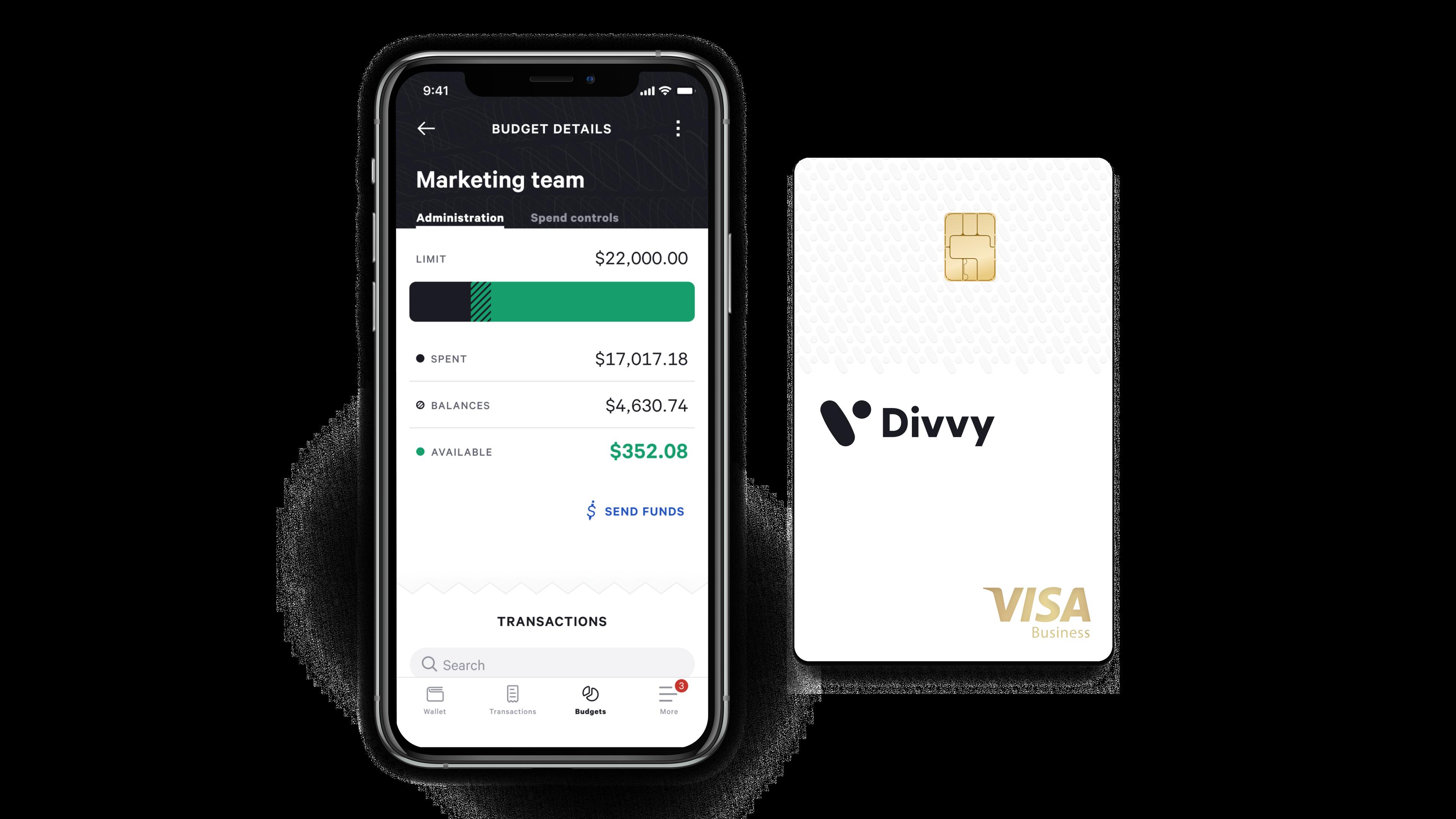 Divvy Software - 2
