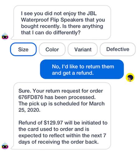 Haptik customer care