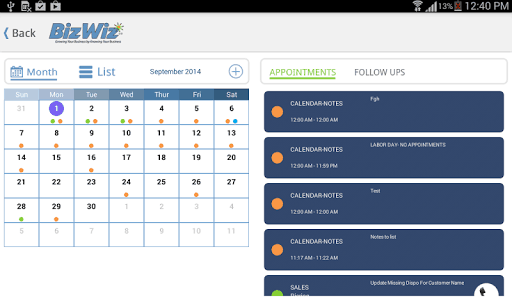 ReminderCall.com Software - 2