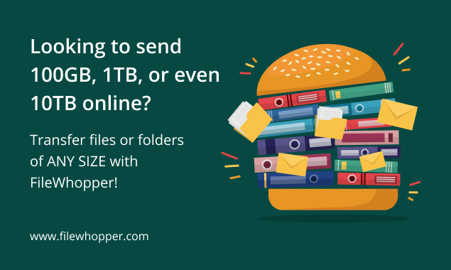Send Large Files Online with a New Subscription-Free Service