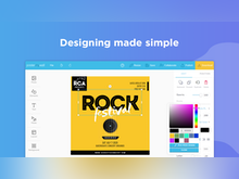 PosterMyWall Software - You don't need big budgets, advanced software or professional help. Anyone can design like a pro on PosterMyWall's easy-to-use editor.