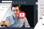 interviewstream screenshot: Enhance recruiter-candidate communications and view reports