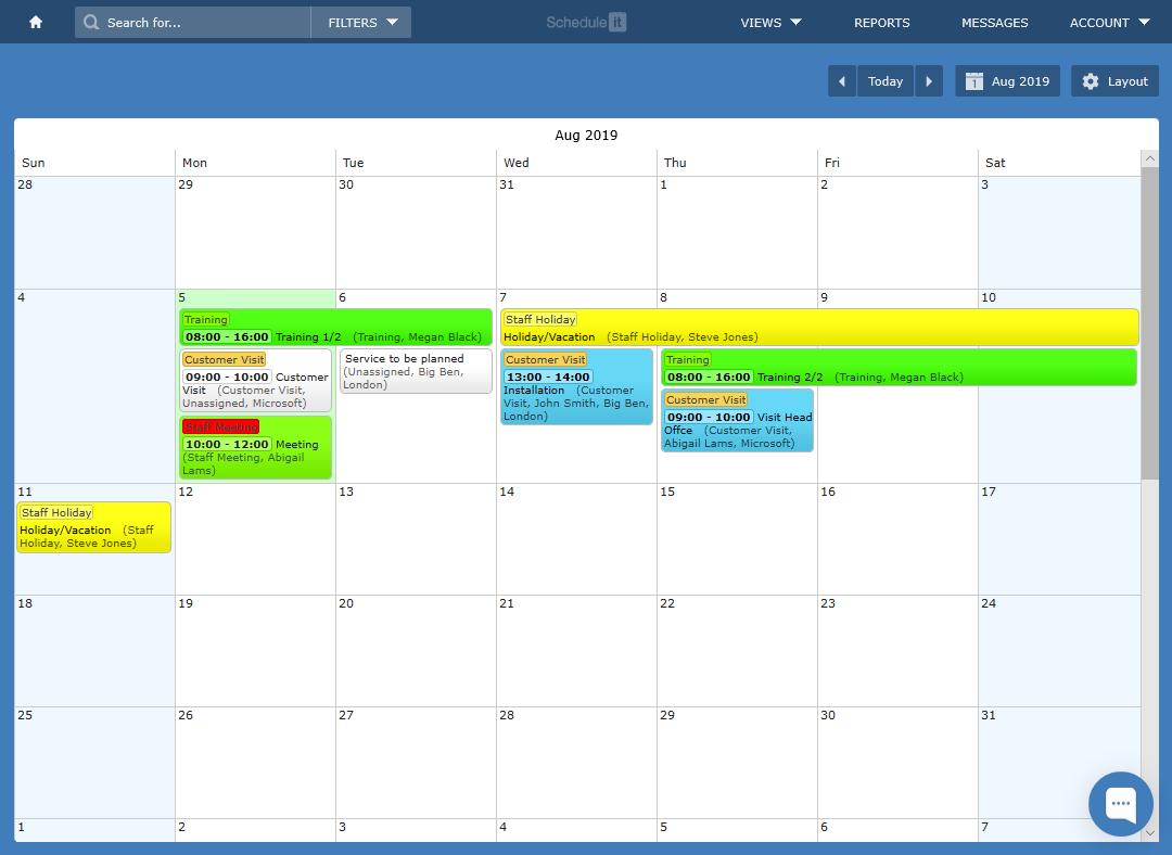 Schedule it Software - 2