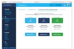 Justworks screenshot: Justworks enables employees to choose benefits while onboarding