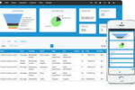 Administrate Training Management screenshot: Run sales operations from the Administrate CRM