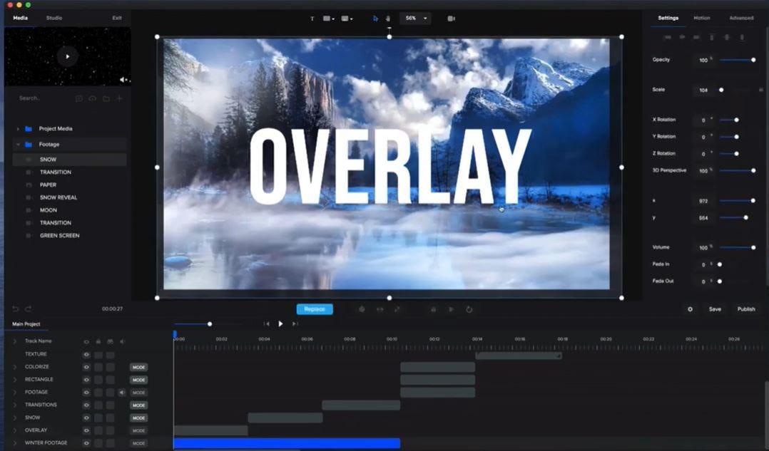 CreateStudio blend modes
