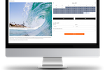 The Flybook screenshot: Administer equipment rentals from a centralized activity dashboard, with access to tools for inventory management, calendar-based reservation placing, package creation and sending out customer communications