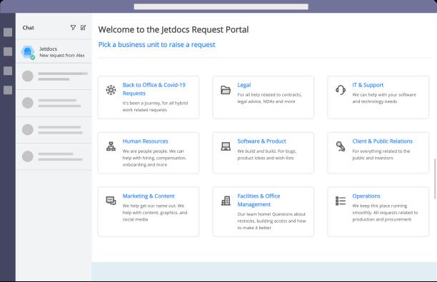Jetdocs Portal