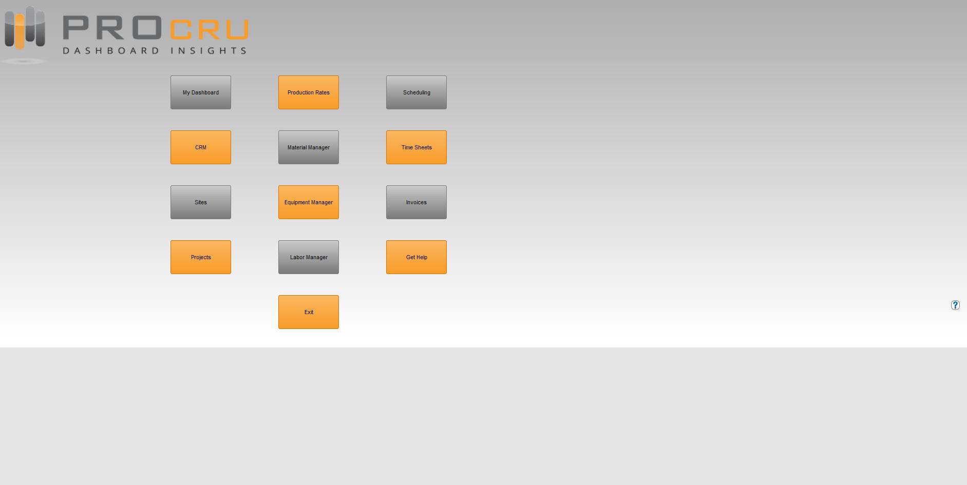 Procru Software Home Page