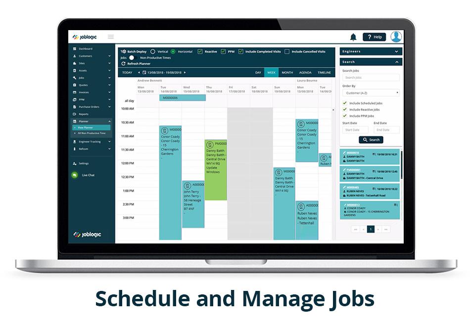 JobLogic Software - 2