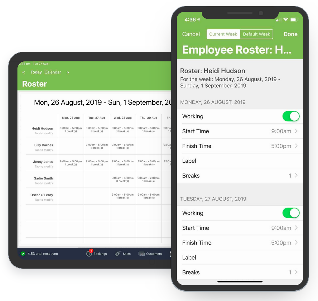 Ovatu Software - Make Rostering Employees a Simple & Automated Process