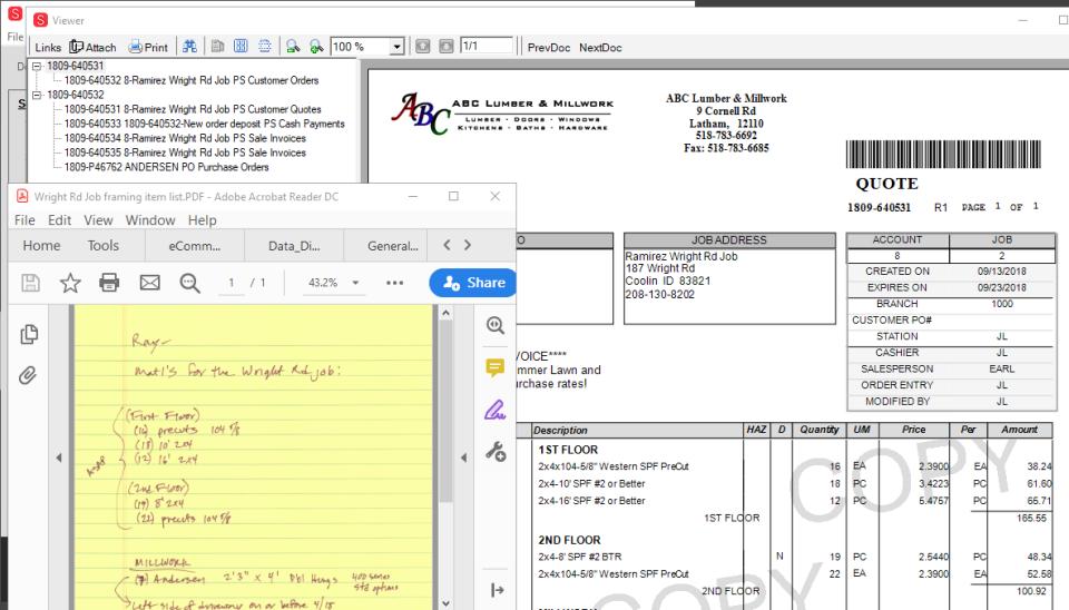 Spruce Software - Document Management