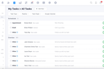 Chime screenshot: Task Management