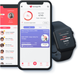 Vantage Circle Software - An AI Powered Corporate wellness solution to enhance employee wellbeing and productivity.