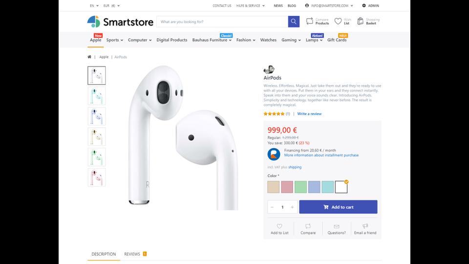 Smartstore Software - 3