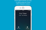 Truly screenshot: Truly Wireless smart caller ID