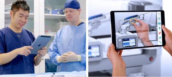 Help Lightning Software - Help Lightning was founded by a neurosurgeon who needed the ability to share specific medical procedures from thousands of miles away.