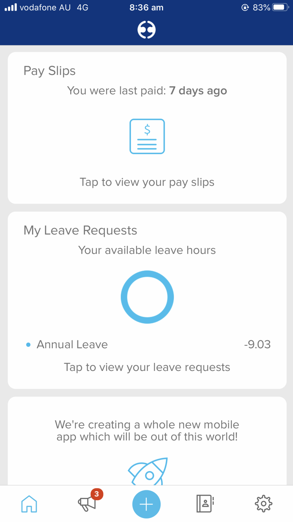 Employment Hero Software - Employment Hero employee app