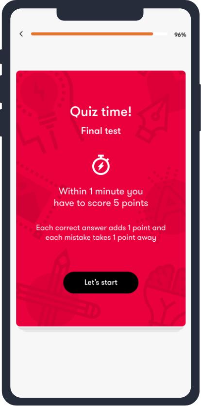 TalentCards Quiz