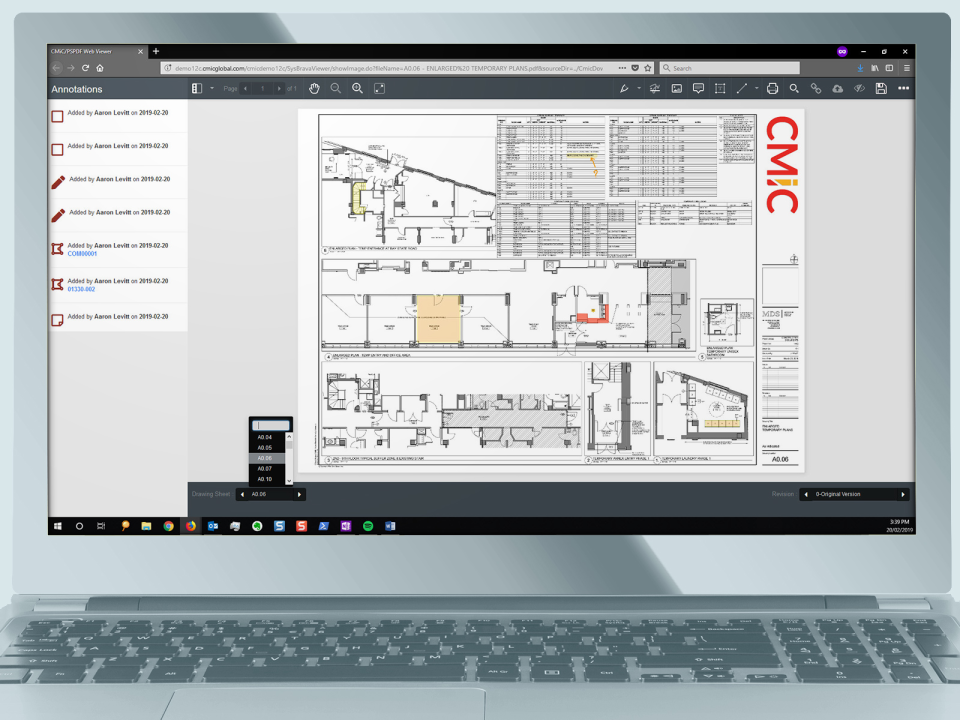 CMiC Software - 3