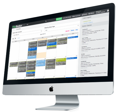 FlexBooker Software - 1