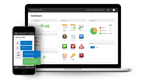 Employee Time and Attendance & Scheduling Software