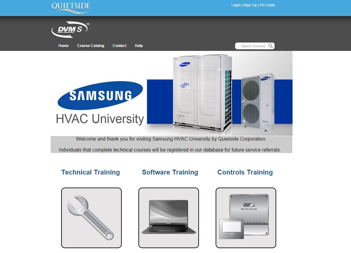 BlueVolt Software - Example course