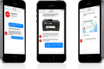 INSIDE Screenshot: INSIDE can be integrated with Facebook Messenger to reach clients across more platforms