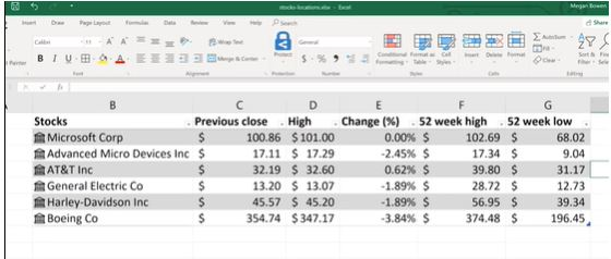 Microsoft Excel Software - 2