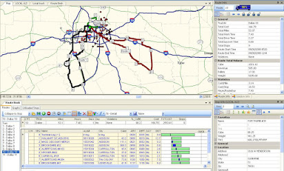 Appian routing