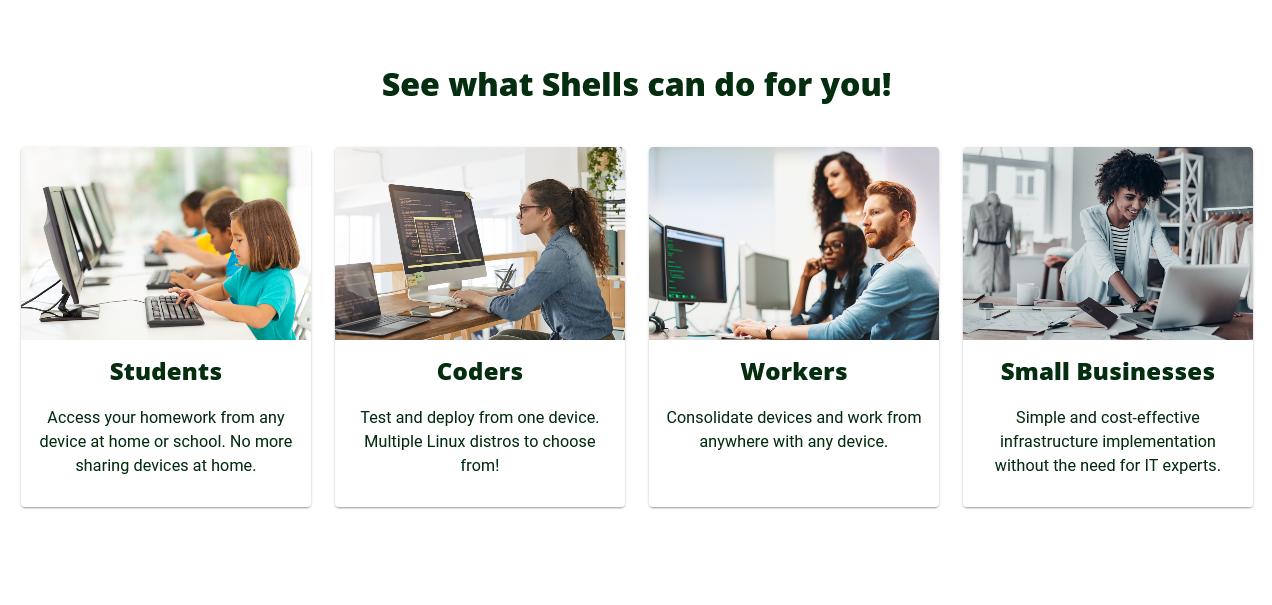 Shells Software - 1