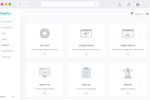 Whatfix Software - Widgets: Whatfix has various widgets such as Self-help, Tasklist, Smart-tips, Smart pop-ups, Guided pop-ups to help you deliver onboarding, training and support at the right time and the right location in the application