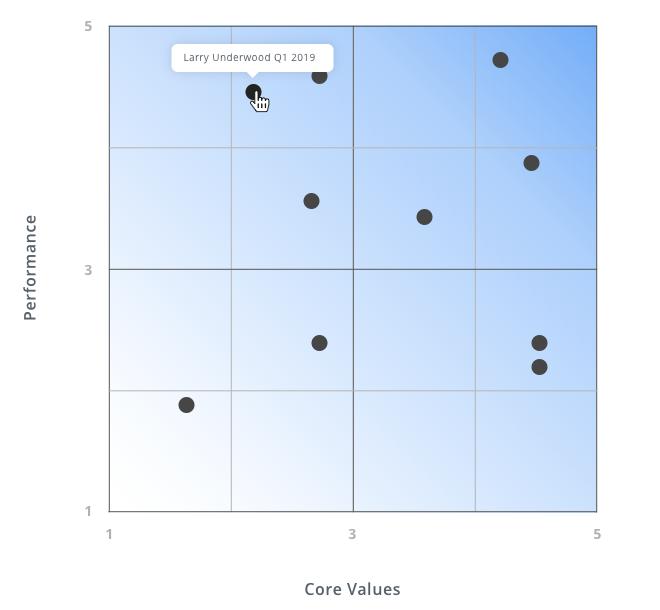 Performance Values Matrix