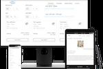 Property Vista screenshot: Websites, Online Leasing and more