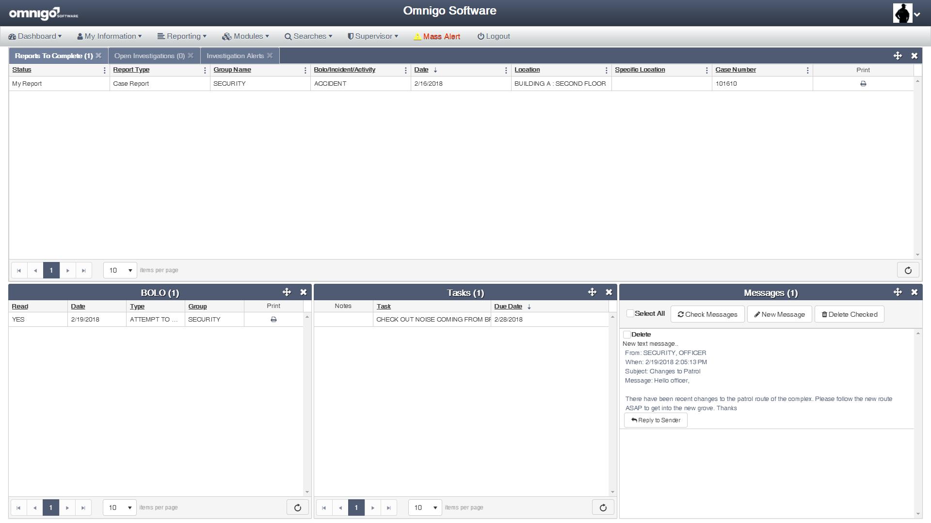 Omnigo Software - Omnigo - Main page