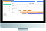 ABIS screenshot: Plan, schedule, manage teams and assets to lead every project to completion