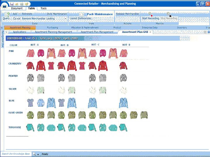 Aptos Retail Merchandising Software - Assortment Planning %>