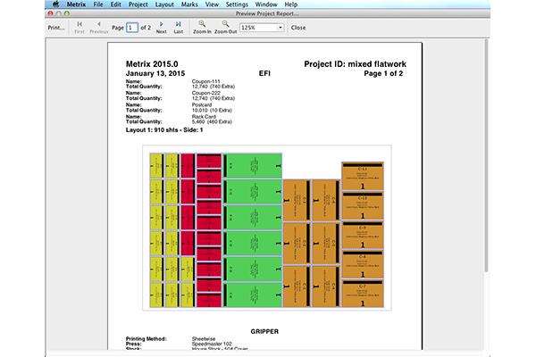 Metrix Software - 3