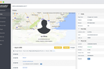 Ruler Analytics screenshot: Access website visitor profiles