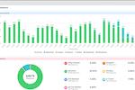 Trackhive screenshot: Trackhive Dashboard