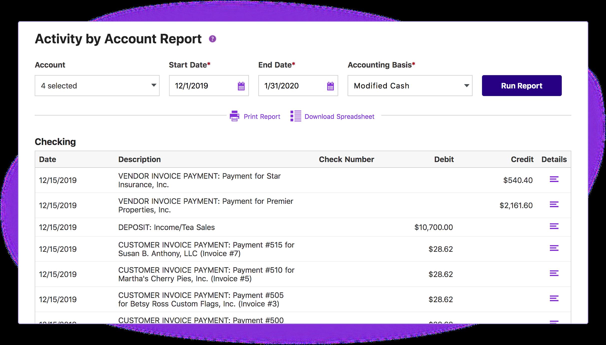 Patriot Accounting Software - 5