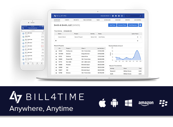 Bill4Time Software - 3