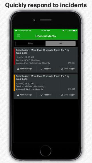 Native app for iOS