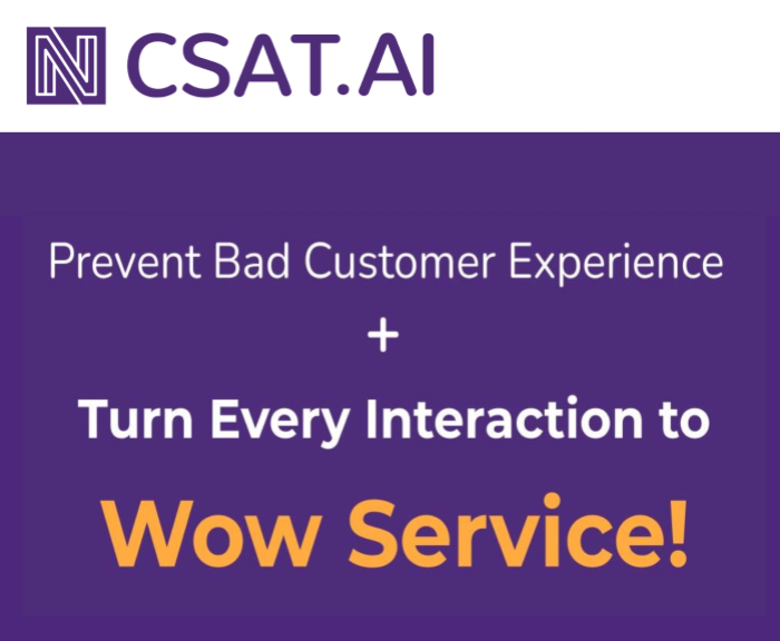 Turn Every Interaction to WOW Service