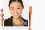 RingCentral Office screenshot: The platform supports video conferencing and visual voicemail